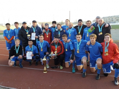 Постер к новости Кубок Карагандинской области по футболу.