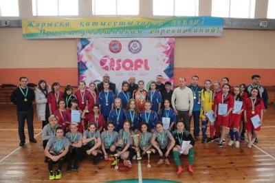 Постер к новости Казахстанская Студенческая девичья Лига футзала