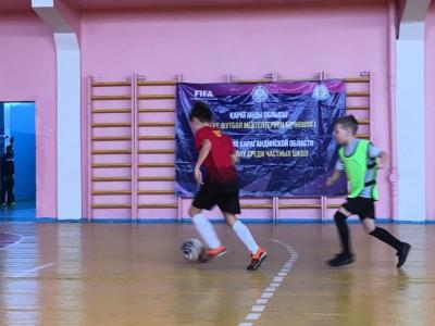 Постер к новости Детская футбольная лига