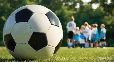 Постер к новости Урок футбола